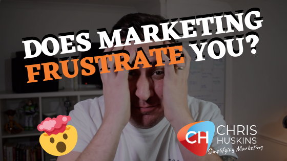 Marketing Frustration