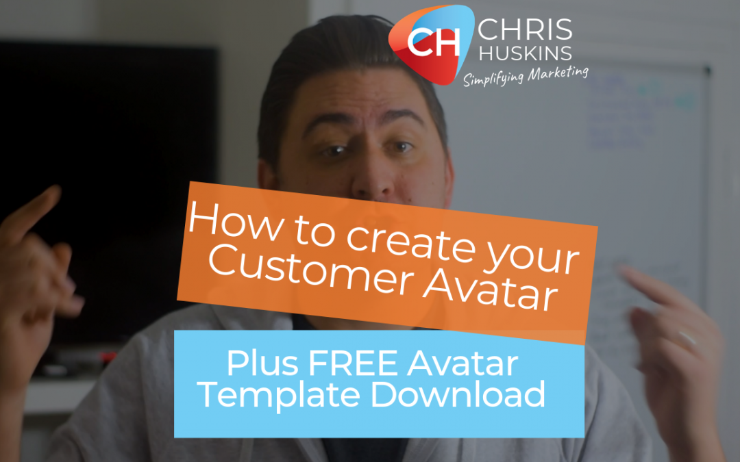 How to Create your Customer Avatar | Guide to knowing everything about your small business customer.